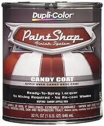 dupli color paint shop finish system ready to spray lacquer