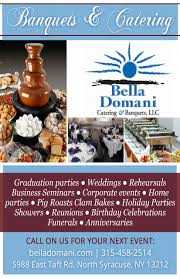 domani catering banquets eager to provide you with