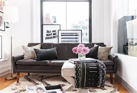 one kings lane home decor inside the nyc office of reece hudson one kings lane style blog