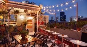 latest rooftop bars in the city with great designs and cool vibes