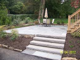 Flagstone Patio Cost Per Square Foot by Clark Kent Creations Swarthmore Pa Landscape Design And