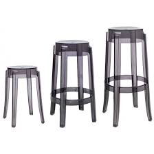 Ghost Bar Stools Charles Ghost