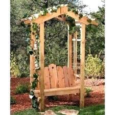 arbor swing plans garden arbor bench hydraz club