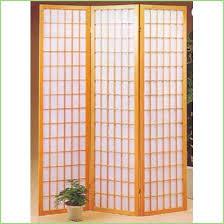 room divider frame lovely 3 panel screen natural wood frame