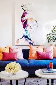 how to define the perfect colour scheme to a room insidesign
