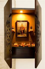 Interior Design Ideas For Small Homes In Kerala by 63 Best Pooja Cabinet Images On Pinterest Puja Room Prayer Room