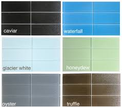 Waterfall Glass Tile Introducing American Made Textured Glass Subway Tile Crave