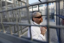 Six Flags Texas Death On Death Row In San Quentin The Boston Globe
