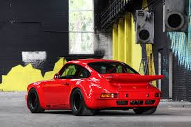 Porsche 911 Evolution - dp motorsport creates a porsche 911 rs 3 5 red evolution 940kg