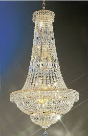 Entryway Chandeliers Crystal Foyer Chandeliers Promotion Shop For Promotional Crystal