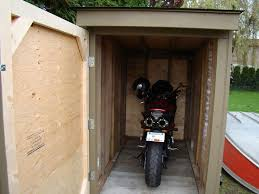 How To Make A Storage Shed Plans by Best 20 Motorcycle Storage Shed Ideas On Pinterest Bike Shelter