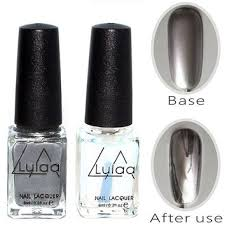 best silver metallic nails products on wanelo