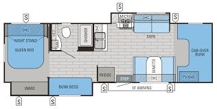 Fun Finder Rv Floor Plans 2015 Greyhawk Floorplans U0026 Prices Jayco Inc