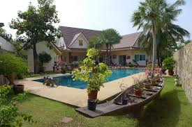 homes with detached guest house for sale yai beautiful pool villa separate guest house for sale