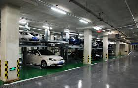 Double Car Garage by Modern Home Design With Nine Car Garage And Imanada Outdoor Ideas
