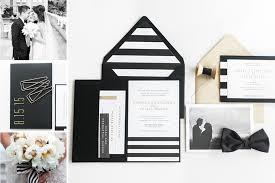 black and white striped wedding invitations wedding paper and home
