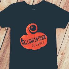 Halloween Baby Shirt Halloweentown And Chill Baby Tee Onesie Baby Baby Boy Baby