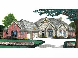 French Country House Plan French Country House Plan With 2628 Square Feet And 3 Bedrooms