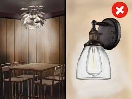 Chandeliers For Dining Room How To Choose A Chandelier For Your Dining Room 11 Steps