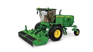 w235 self propelled windrowers hay and forage john deere