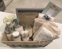 housewarming basket closing basket housewarming basket wedding gift bathroom