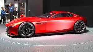 mazda motor cars mazda rx vision concept geneva motor show wankelmotor studie