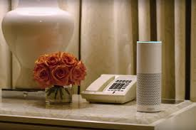 the wynn las vegas is putting an amazon echo in every hotel room