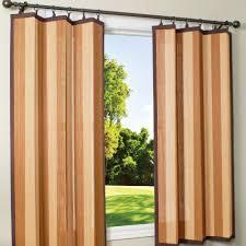 Buy Exterior Doors Online by Buy Cortina Designer Bamboo Ivory Door Curtain 1 Pc Online At Low