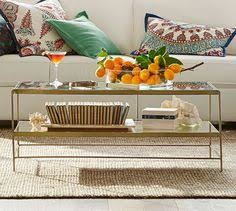 Pottery Barn Willow Table Clint Reclaimed Wood Coffee Table Pottery Barn 52