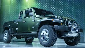 jeep comanche 2018 jeep pickup will be delayed until late 2019 the drive