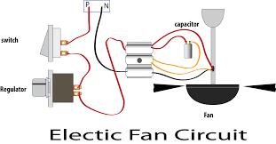 electrical fan circuit diagram easy diy tips