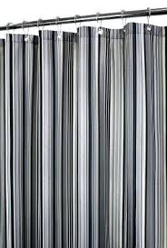 Shower Curtain Striped Black And White Horizontal Striped Shower Curtain Striped Shower