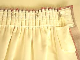 Curtain Heading Tape Pencil Pleat Noosa Screens And Curtains Screens Blinds