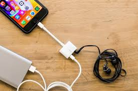 How To Put An Aux Port In Your Car Apple Now Sells An Iphone Dongle With A Headphone Jack And