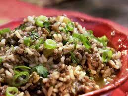 rice dressing recipe food network
