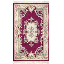 area rugs home decorators home decorators collection imperial wine 8 ft x 11 ft area rug