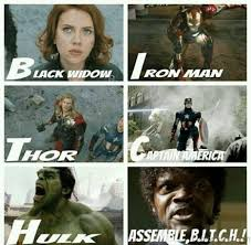 Black Widow Meme - avengers memes funny memes from avengers movie