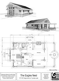 Cabin Blueprint by Log House Plans 3220 Sqft West Coast Log Home Style Log Cabin Home
