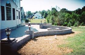 Hardscape Patio Queen Annes County Md Landscaping Patio Pavers Hardscapes Garcia