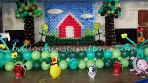 Balloon Decoration For Baby Shower Balloon Inspirations Spectacular Party Decorations For Events