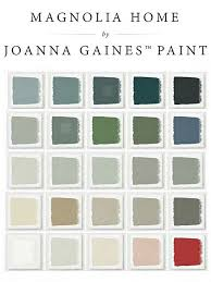 joanna gaines paint collection magnolia home