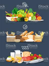 id cuisine simple foods with health benefits simple illustrations for nutrition the