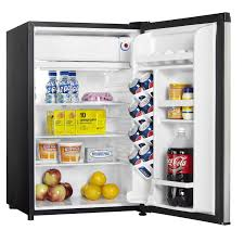 kitchen danby designer 4 4 cu ft compact refrigerator with