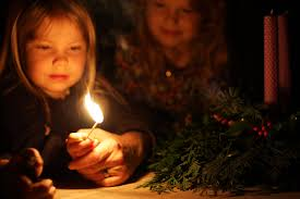 advent candle lighting readings 2015 frontier dreams rhythm in our home the first sunday in advent