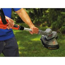 amazon com black decker lst300 12 inch lithium trimmer edger