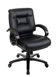 Leather Computer Chair Design Ideas Furniture Black Leather Most Comfortable Computer Chair With