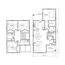 rousing ushaped house plans one story square shaped houses u