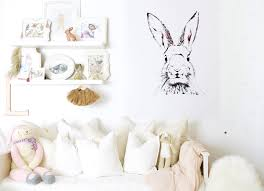 rabbit nursery the bunny hops onto our 2017 nursery trend list project nursery