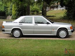 1989 mercedes benz 190e 2 5 16 cosworth manual the best available