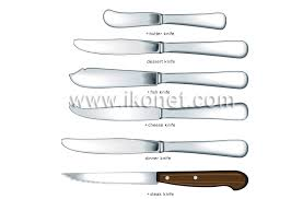 kinds of kitchen knives food and kitchen kitchen silverware exles of knives image